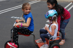 Ganon Gil Wheel-A-Thon Fundraiser @ Temple Adat Shalom